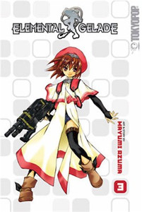 Elemental Gelade Graphic Novel 03 (Used)