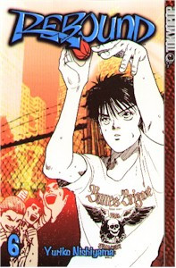 Rebound Graphic Novel Vol. 06 (Used)