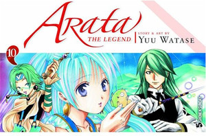 Arata: The Legend Graphic Novel 10