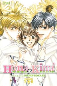 Hana Kimi Omnibus Vol. 3