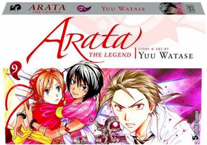 Arata: The Legend Graphic Novel 09
