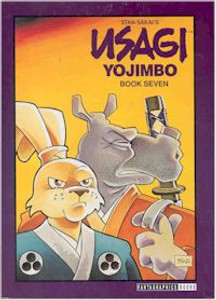 Usagi Yojimbo Vol. 07
