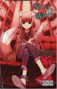Spice & Wolf Graphic Novel 05