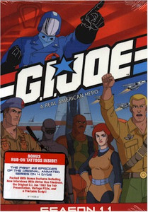 GI Joe Season 1.1 DVD Box Set