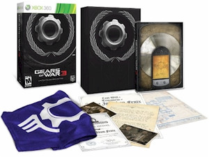 Gears of War 3 Limited Edition (XBOX 360)