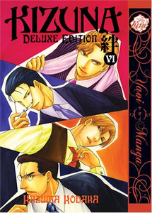 Kizuna Deluxe Edition Graphic Novel 06