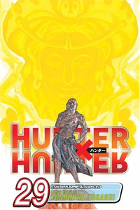 Hunter X Hunter Graphic Novel 29