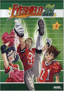 Eyeshield 21 DVD Collection 4