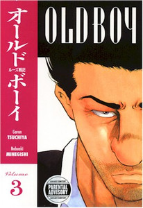 Old Boy Graphic Novel 03