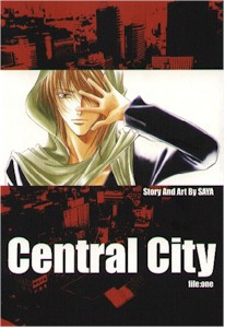 Central City Graphic Novel Vol. 01