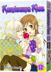 Kamisama Kiss Graphic Novel 12