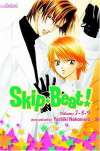 Skip Beat! Graphic Novel Omnibus 03