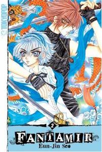 Fantamir Graphic Novel 02