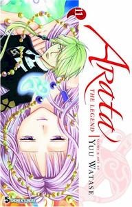 Arata: The Legend Graphic Novel 11