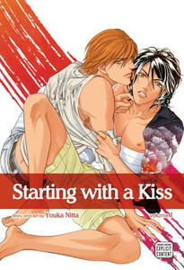 Starting With A Kiss Graphic Novel 01