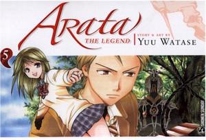 Arata: The Legend Graphic Novel 05