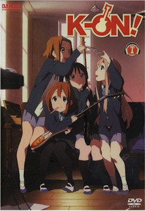 K-ON! DVD Volume 1