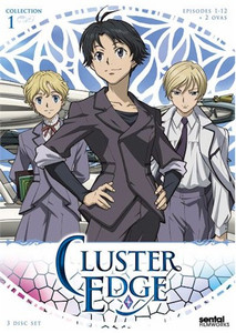 Cluster Edge DVD Collection 1