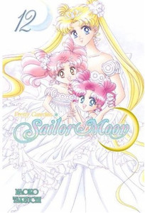 Sailor Moon Graphic Novel Vol. 12