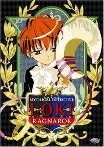 Mythical Detective Loki Ragnarok DVD 01