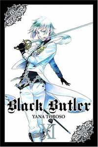 Black Butler Graphic Novel 11