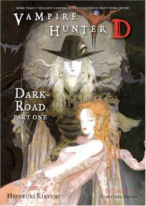 Vampire Hunter D Novel Vol. 14 Dark Road Part 1 & 2