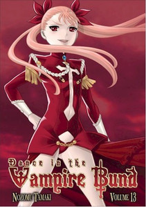 Dance in the Vampire Bund Graphic Novel 13