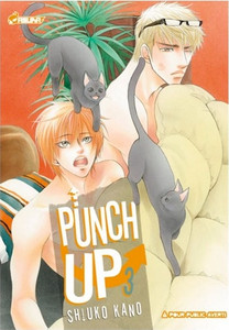 Punch Up! Graphic Novel 03