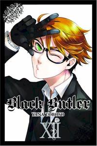 Black Butler Graphic Novel 12