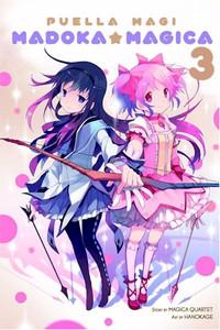 Puella Magi Madoka Magica Graphic Novel 03