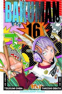 Bakuman Graphic Novel 16