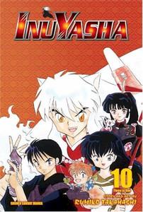 Inuyasha Graphic Novel (VIZBIG Edition) Vol. 10