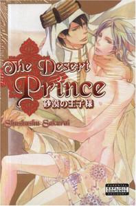 Desert Prince Graphic Novel