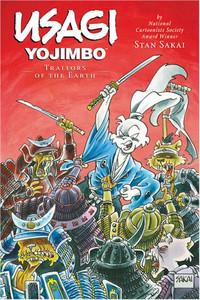 Usagi Yojimbo Vol. 26 : Traitors of Earth