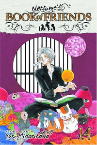 Natsume's Book of Friends Graphic Novel Vol. 14