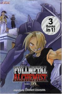 Fullmetal Alchemist Omnibus Vol. 3