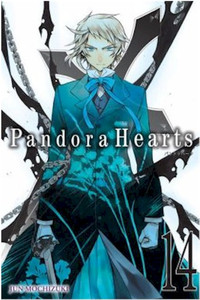 Pandora Hearts Graphic Novel 14