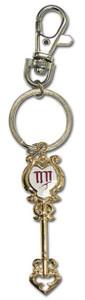 Fairy Tail Keychain - Virgo Key