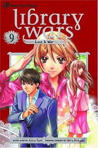 Library Wars: Love & War Graphic Novel 09