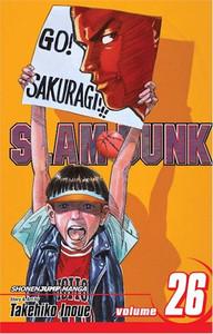 Slam Dunk Graphic Novel 26