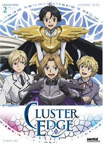 Cluster Edge DVD Collection 2
