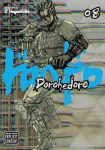 Dorohedoro Graphic Novel Vol. 08