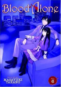Blood Alone Graphic Novel 06