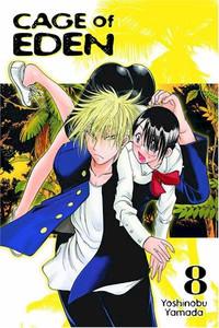 Cage of Eden Graphic Novel Vol. 08