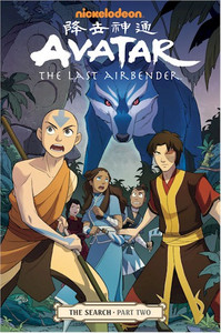 Avatar: The Last Airbender TPB 05 The Search Part 2