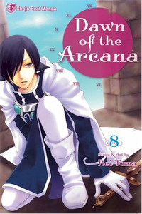 Dawn of the Arcana Graphic Novel 08