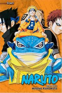 Naruto Graphic Novel Omnibus 05