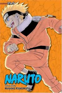 Naruto Graphic Novel Omnibus 06