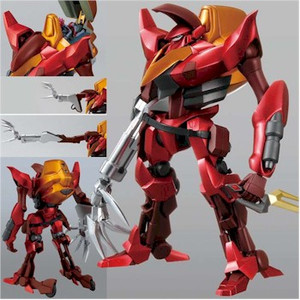 Code Geass: Guren Type-02 Variable Action Figure (High-Spec)