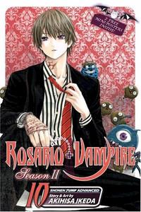 Rosario+Vampire Season II Graphic Novel 10